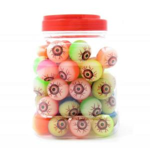 Monster Eye Ball Bouncy Balls