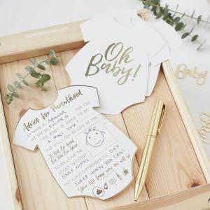 Oh Baby Advice Cards (10)