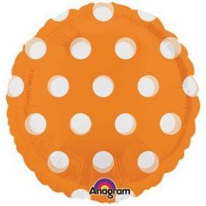 Orange MagiColor Balloon