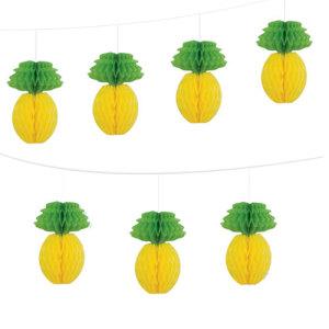 Pineapple Honeycomb Garland