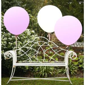 Vintage Affair Huge Balloons Pastels