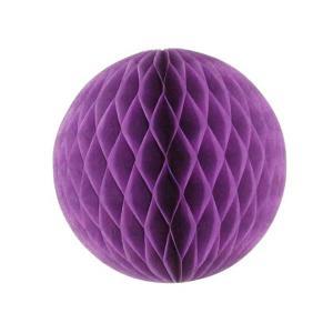 Violet Paper Ball (30cm)