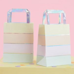 Pastel Party Iridescent Foiled Party Bags (5)