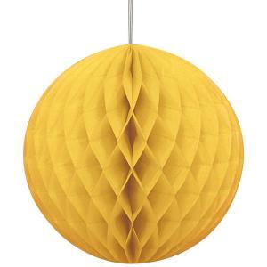 Yellow Paper Ball (20cm)