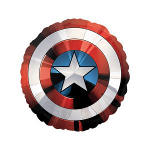 Avengers Foil Balloon Shield Supershape