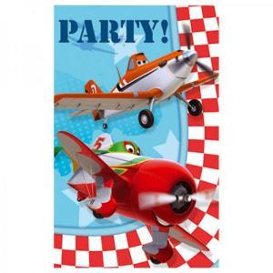 Disney Planes Invitations (6)