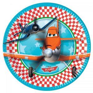 Disney Planes Paper Plates (8pc)