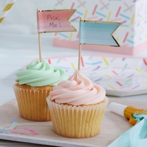 Pick & Mix Ombre Cupcake Decorating Kit