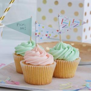 Pick & Mix - Sprinkles Cupcake Decorating Kit