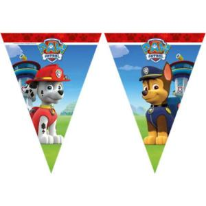 Paw Patrol Ready for Action Plastic Flag Banner
