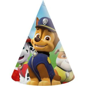 Paw Patrol Ready For Action Party Hats (6)