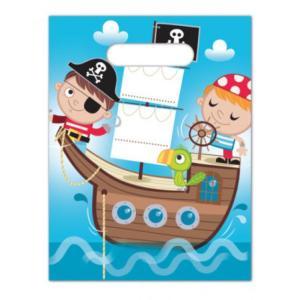 Pirate Treasure Hunt Party Bags (6)