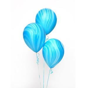 Blue Marble Balloon (1)