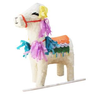 White Llama Pinata