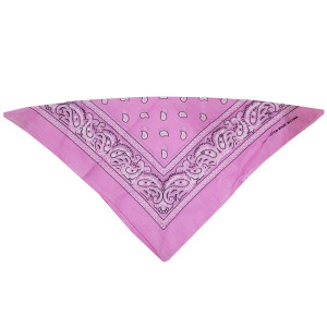Light Pink Cowboy Bandanna