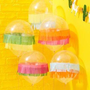 Viva La Fiesta Fringe Balloons (5)