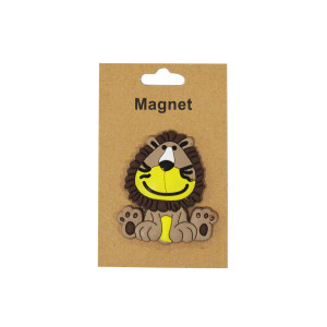 Cute Lion Magnet