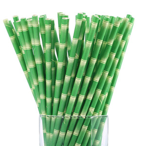 Bamboo Party Straws (25)