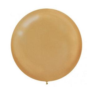 Gold 80cm Latex Balloon