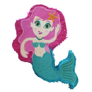 Mermaid Pinata Small