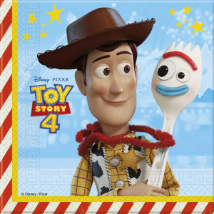 Toy Story 4 Napkins (20)