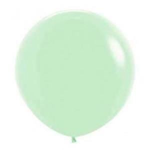 Pastel Green 36 inch Latex Balloon