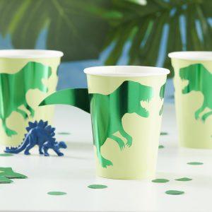 Roarsome Paper Cups (8)