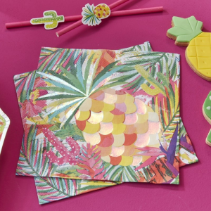 Hot Summer Paper Napkins (16)