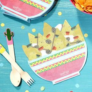 Viva La Fiesta Nachos Paper Napkins (16)