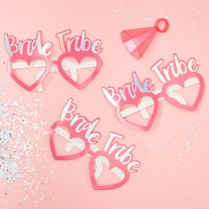 Bride Tribe Fun Glasses