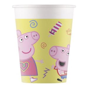 Peppa Pig Paper Cups (8)