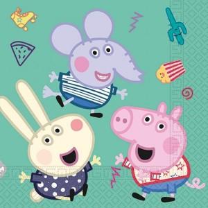 Peppa Pig Napkins (20)
