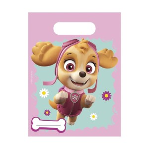 Pink Paw Patrol Party Bags (6)