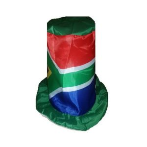 South African Flag Jester Hat (Fabric)
