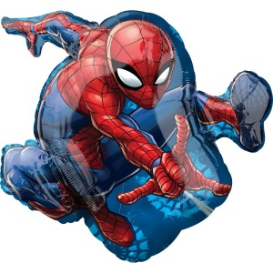 Spiderman Supershape Foil Balloon