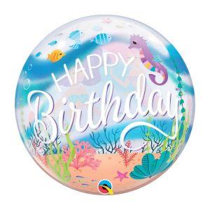 Mermaid Bubble Balloon