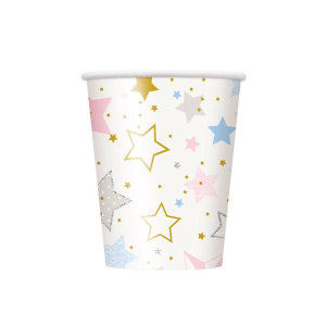 Twinkle Twinkle Little Star Paper Cups (8)