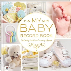 My Baby Record Book (Yellow)