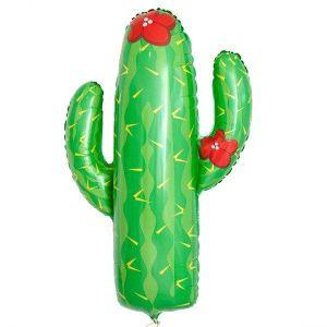 Cactus Super Shape Foil Balloon