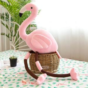 Flamingo Plush Toy Large