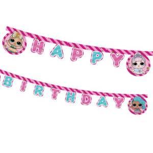 LOL Surprise Birthday Banner