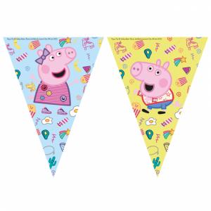Peppa Pig Flag Bunting