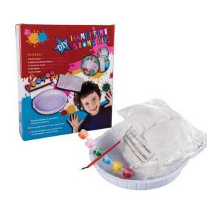 DYI Stone Handprint Kit