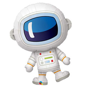 Astronaut Super Shape Foil Balloon 37 inch