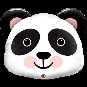 Precious Panda Supershape Balloon 31 Inch