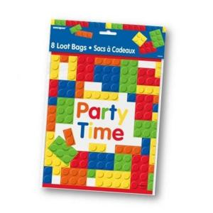 Building Blocks Party Bags (8)