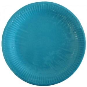 Sky Blue Paper Plates (10)