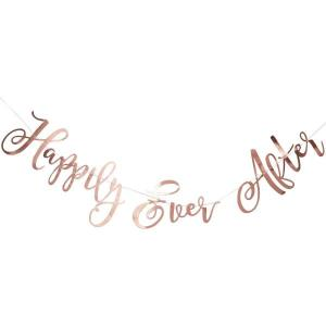 Beautiful Botanics Rose Gold Happily Ever After Backdrop
