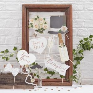 Beautiful Botanics Photo Booth Kit