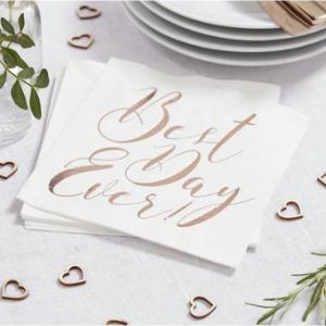 Beautiful Botanics Best Day Ever Napkins (20)